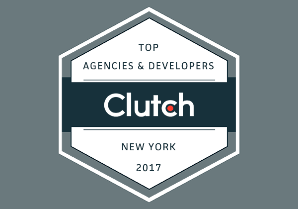 Clutch Announces HTML Pro among the Top New York City Agencies