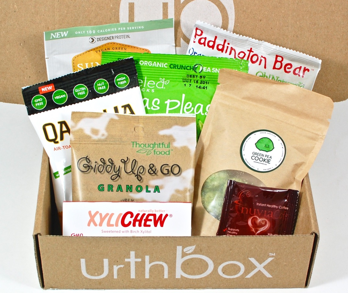 urthbox subscription box- html pro