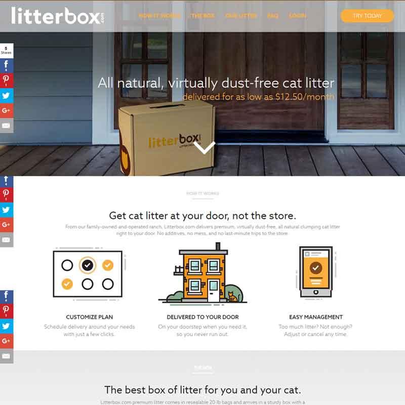 litter box