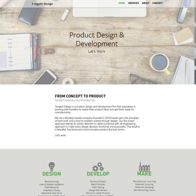tangent-design