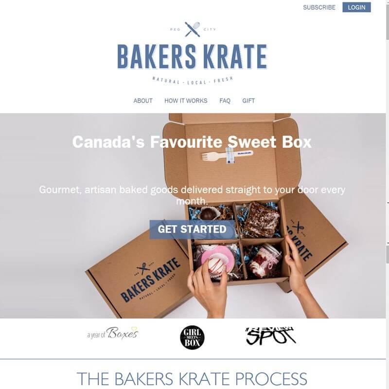 Top 10 CrateJoy Website Design-bakerskrate